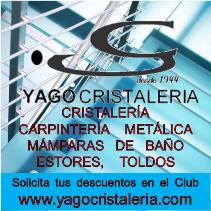 logo cristalería Yago